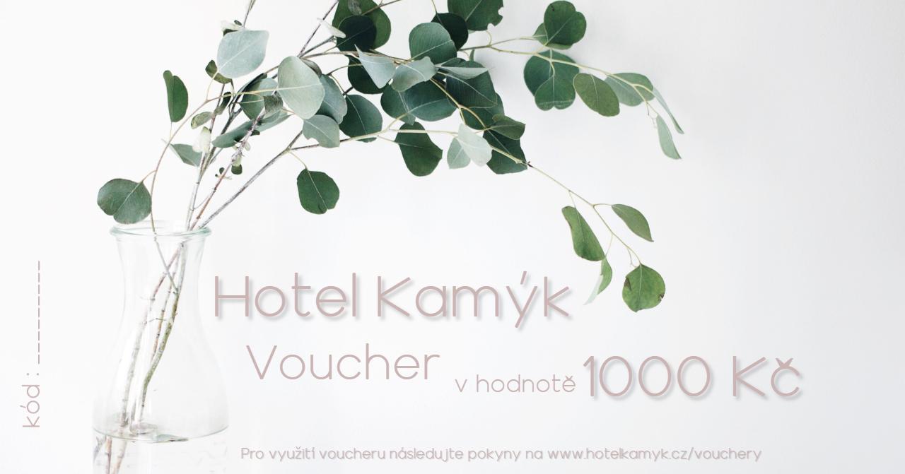 Voucher Hotel Kamyk