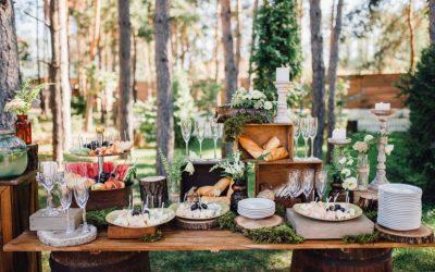 """Řekněte si """"ano"""" při Lesní svatbě"""