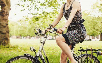 Dobrodružná cyklistika v našem okolí